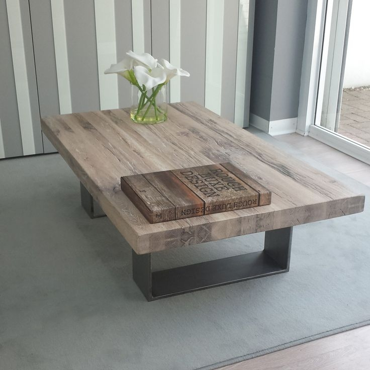 Featured Image of Grey Wash Wood Coffee Tables