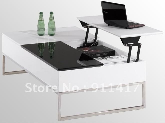 Brilliant Fashionable Lifting Coffee Tables With Aliexpress Buy Lift Up Coffee Table Mechanism Table (Image 10 of 50)