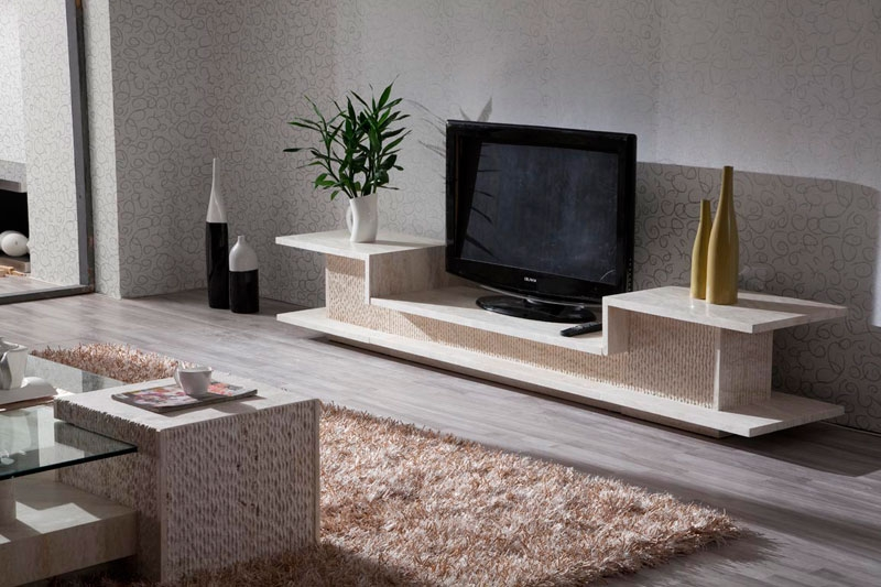Brilliant Fashionable Luxury TV Stands Intended For High Quality Tv Stand Designs Interior Decorating Idea (Image 9 of 50)