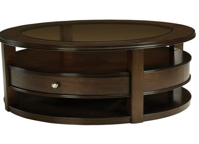 Brilliant Fashionable Round Coffee Tables With Storage Regarding Interesting Round Coffee Tables With Storage To Design Ideas (View 6 of 50)