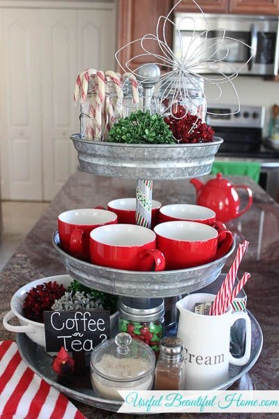 Brilliant Fashionable Rustic Christmas Coffee Table Decors Within 23 Best Christmas Ideas Images On Pinterest Christmas Ideas (Image 13 of 50)