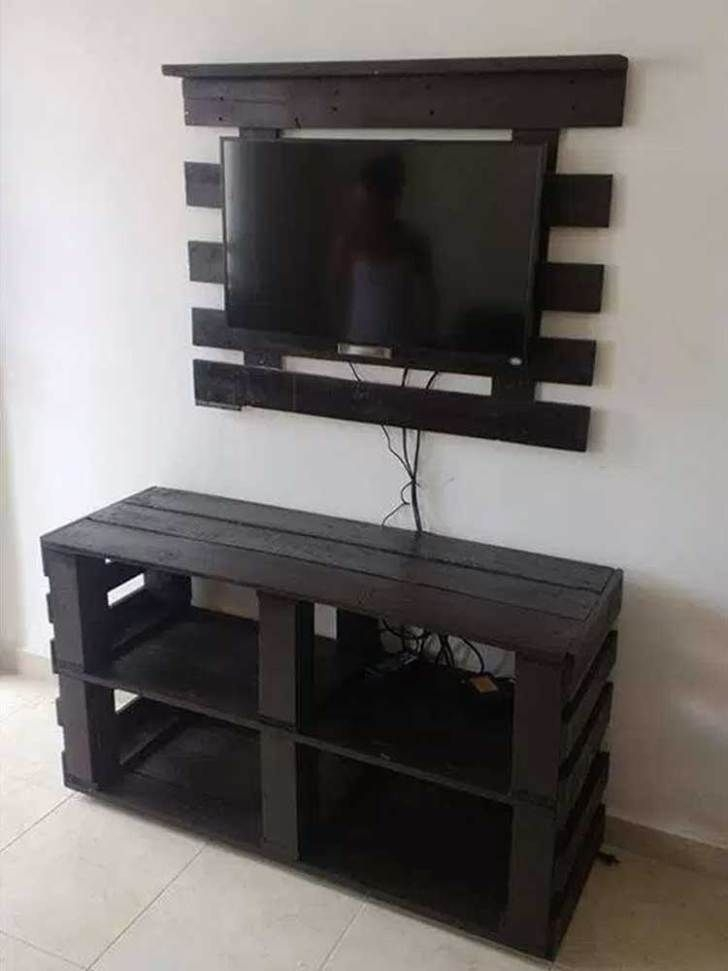 Brilliant Fashionable TV Stands For Small Spaces For 23 Best Diy Tv Stand Images On Pinterest Diy Tv Stand (Image 15 of 50)