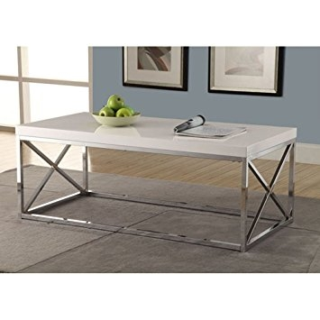 Featured Image of White And Chrome Coffee Tables