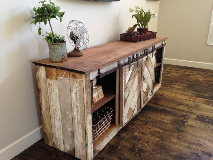 Brilliant Fashionable White Rustic TV Stands With Regard To 25 Best Rustic Media Console Ideas On Pinterest Rustic Tv (Image 8 of 50)