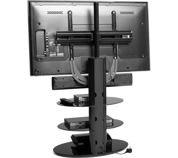 Brilliant Favorite Bracketed TV Stands Pertaining To Buy Techlink Strata St90e3 Tv Stand With Bracket Free Delivery (Image 13 of 50)