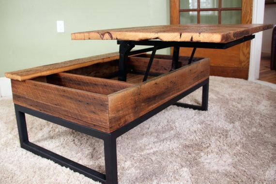 Brilliant Favorite Coffee Tables With Lift Top And Storage Within Coffee Tables Lift Top Dealhackrco (Image 5 of 50)