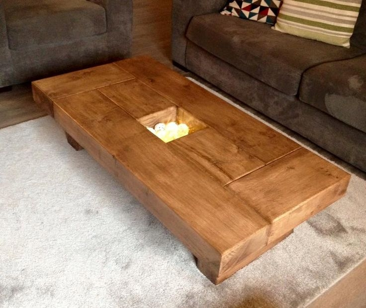 Brilliant Favorite Dark Coffee Tables For Best 25 Dark Wood Coffee Table Ideas On Pinterest Diy Coffee (Image 10 of 50)
