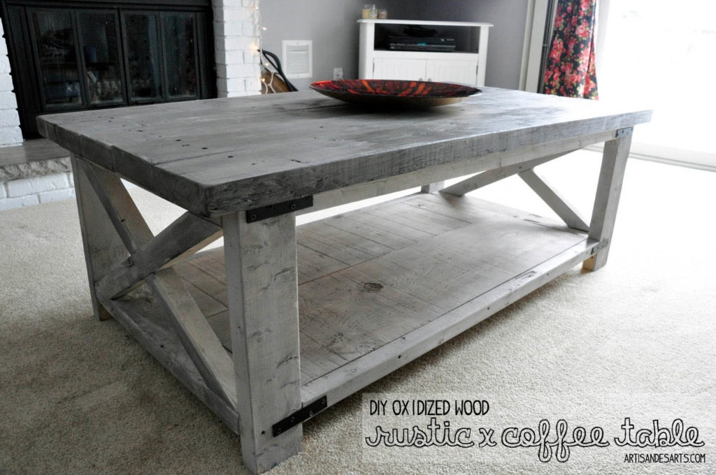 Brilliant Favorite Grey Wash Wood Coffee Tables In Grey Wash Coffee Table (Image 11 of 50)