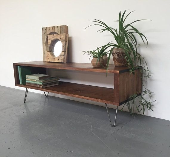 Brilliant Favorite Hairpin Leg TV Stands Throughout 27 Best Derelict Design Images On Pinterest (Image 9 of 50)