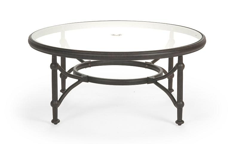 Brilliant Favorite Metal Coffee Tables With Glass Top Inside Round Coffee Table With Glass Top Round Oak Coffee Table With (Image 10 of 50)