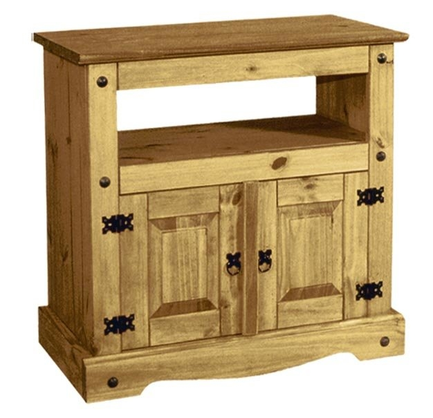 Brilliant Favorite Pine TV Stands Regarding Hometime Aztec Mexican Pine 315 Tv Stand Wayfair (Image 11 of 50)