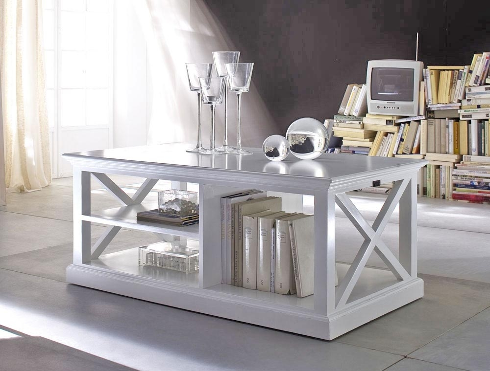 Featured Image of Retro White Coffee Tables