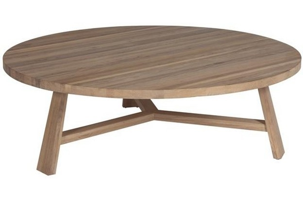 Brilliant Favorite Round Oak Coffee Tables Within Furniture Glamorous Round Oak Coffee Table Designs Excellent (Image 12 of 40)