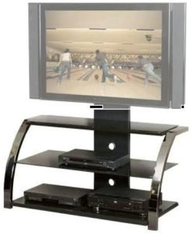 Brilliant Favorite Sonax TV Stands With Regard To Sonax Ml 1454 Flat Panel Tv Stand With Mount 3 In 1 Design  (Image 9 of 50)
