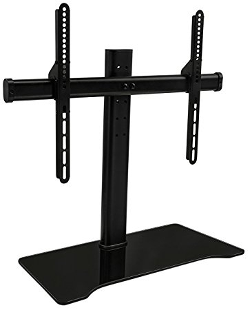 Brilliant High Quality 61 Inch TV Stands Regarding Amazon Mount It Universal Tabletop Tv Stand Mount And Av (Image 10 of 50)
