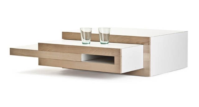 Brilliant High Quality Beech Coffee Tables Inside Rek Coffee Table Reinier De (Image 11 of 50)