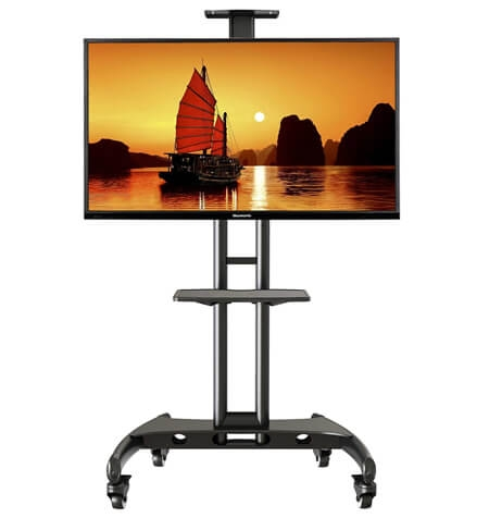 Brilliant High Quality Bracketed TV Stands Intended For Flat Screen Tv Stand With Mount Television Stand Guide (Image 14 of 50)