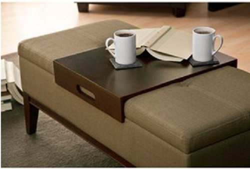 Brilliant High Quality Coffee Table Footrests With This Versatile And Sylish Storage Ottoman Can Be Used As An Bench (Image 15 of 40)