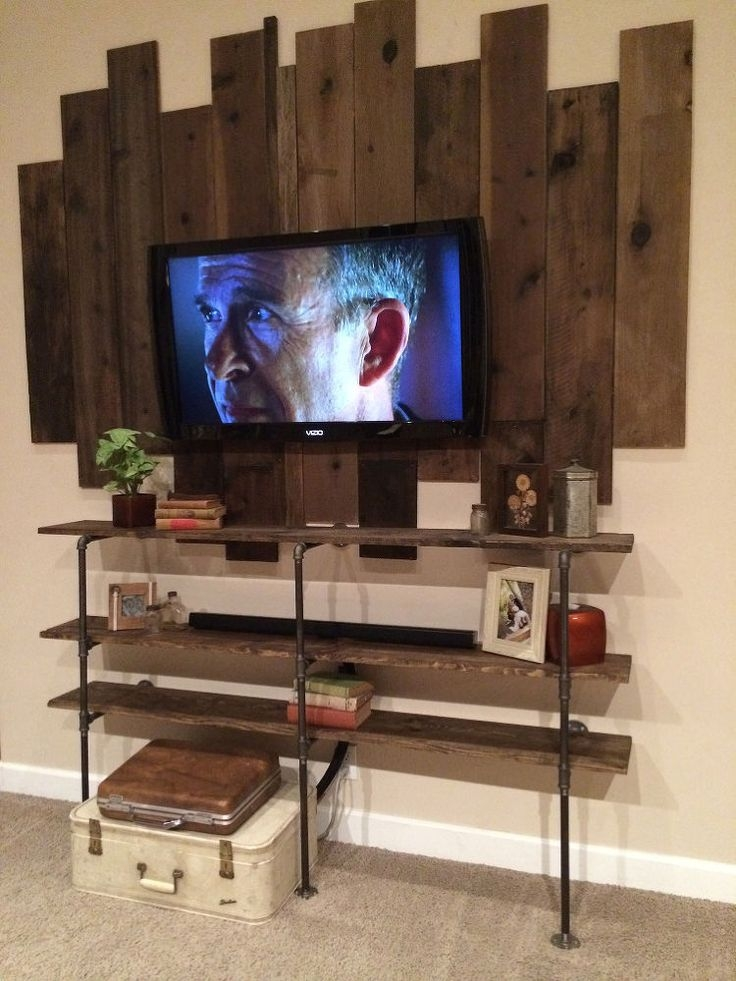 Brilliant High Quality Dwell TV Stands Within Dwell Of Decor 30 Creative And Easy Diy Tv Stand Ideas From Old (Image 9 of 50)