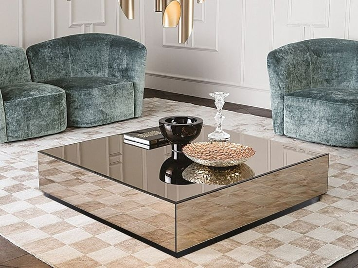 Brilliant High Quality Glass Square Coffee Tables Inside Best 20 Square Coffee Tables Ideas On Pinterest Build A Coffee (View 50 of 50)