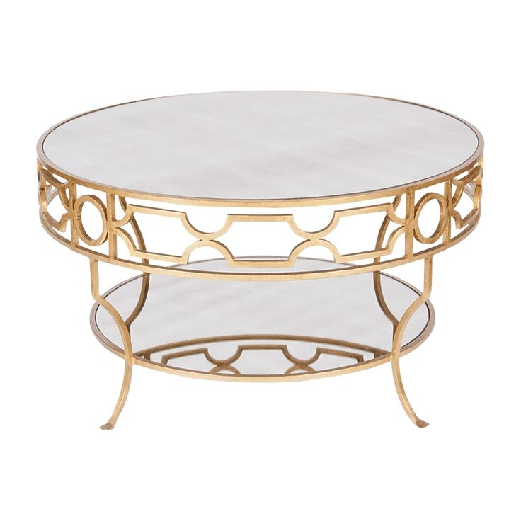 Brilliant High Quality Oval Mirrored Coffee Tables With 518 Best Images On Pinterest Cocktail Tables Tables And (Image 11 of 50)