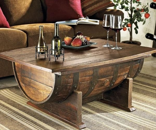 Featured Image of Rustic Wood DIY Coffee Tables