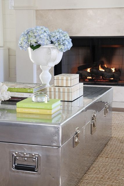 Brilliant High Quality Silver Trunk Coffee Tables With 12 Best Coffee Tables Images On Pinterest Coffee Tables Living (Image 11 of 40)