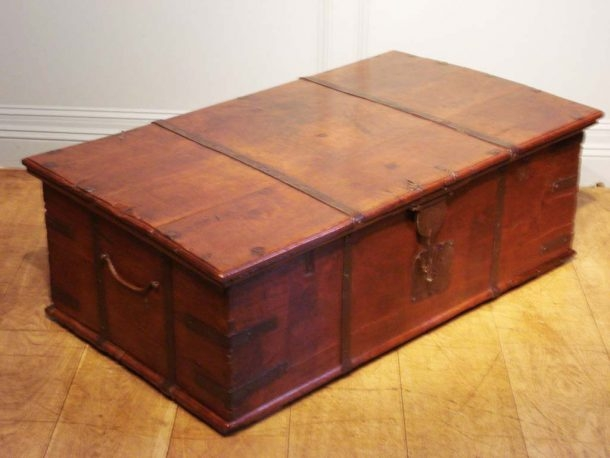 Brilliant High Quality Storage Trunk Coffee Tables Inside Storage Chest Coffee Table Trunk Treasure Chest Coffee Table (Image 11 of 50)