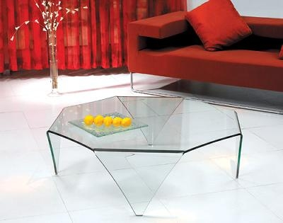Brilliant Latest All Glass Coffee Tables Pertaining To Coffee Tables Betterimprovement Part (View 5 of 50)