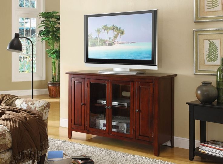 Brilliant Latest Cherry Wood TV Stands Regarding Best 25 Cherry Tv Stand Ideas On Pinterest Floating Tv Stand (Image 4 of 50)