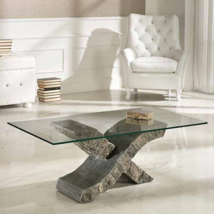 Brilliant Latest Glass And Stone Coffee Table Intended For Marble Coffee Tables Basic Elegance Furnishings Ltd (Image 8 of 50)