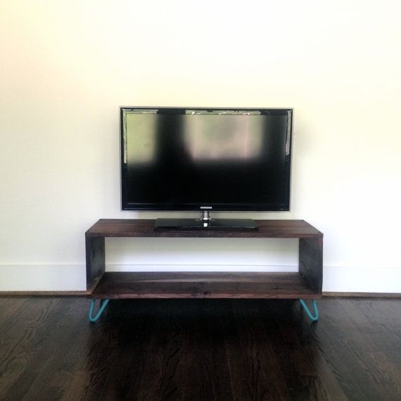 Brilliant Latest Hairpin Leg TV Stands Intended For 144 Best Arc Timber Images On Pinterest Wood Steel Pipes And (Image 10 of 50)