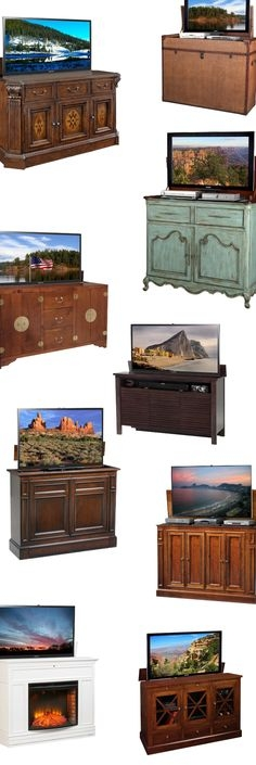 Brilliant Latest Maple TV Cabinets In How To Build A Hidden Tv Lift Cabinet Tv Cabinets Tvs And Hide Tv (Image 10 of 50)