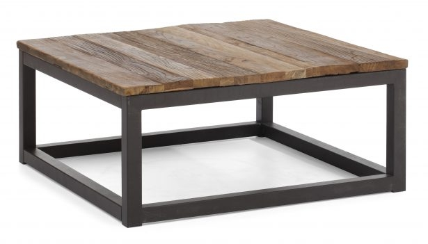Brilliant Latest Square Low Coffee Tables Intended For Strong And Sturdy Modern Coffee Table Large Square Coffee Table (Image 8 of 50)