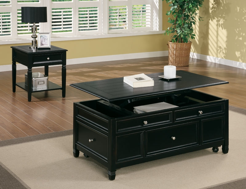 Brilliant Latest Top Lifting Coffee Tables In Smart Coffee Table Lift Top (Image 9 of 48)