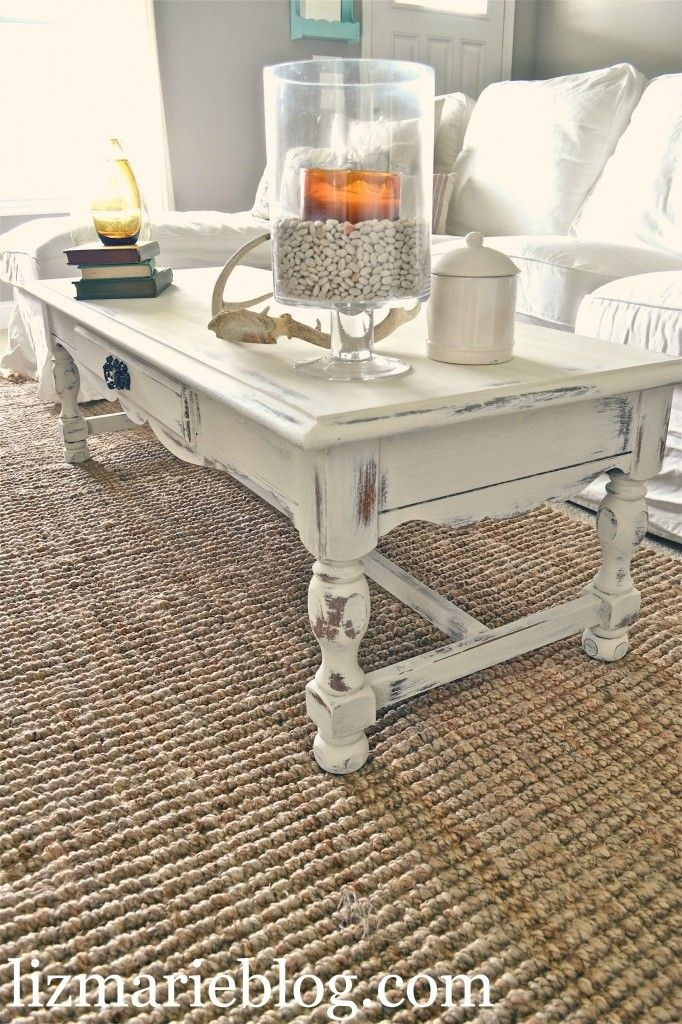 Brilliant New Coffee Tables And Side Table Sets Pertaining To Best 25 Distressed Coffee Tables Ideas Only On Pinterest (Image 11 of 50)