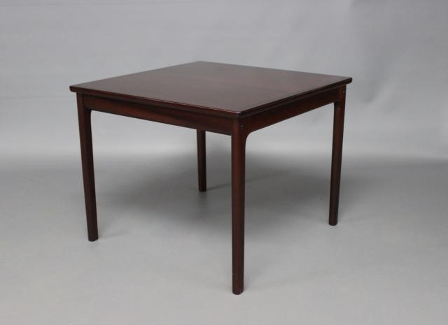 Brilliant New Mahogany Coffee Tables Pertaining To Mahogany Coffee Table Ole Wanscher For P Jeppesen 1960s For (Image 6 of 50)
