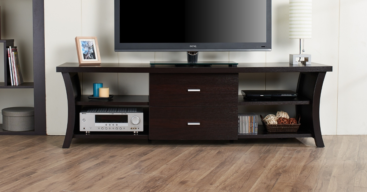 Brilliant New Modern TV Stands For Flat Screens With Regard To Tv Stands For Flat Screens (Image 10 of 50)