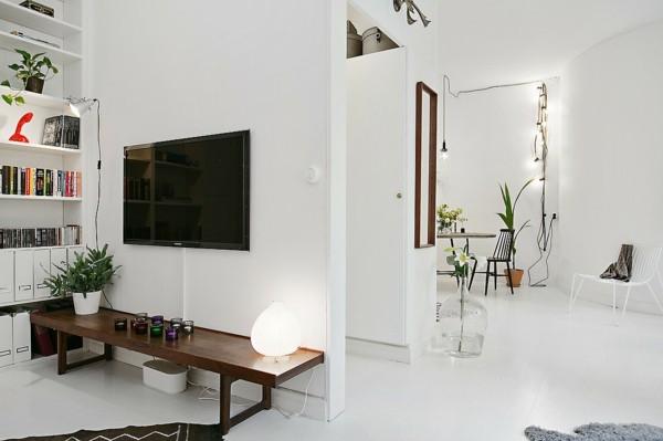 Brilliant New Scandinavian Design TV Cabinets Within Scandinavian Setup Manimalistisches Design Is Today Announced (View 33 of 50)
