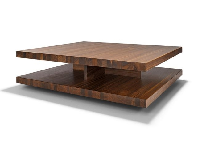 Brilliant New Solid Wood Coffee Tables Regarding Random Photo Gallery Of Solid Wood Coffee Table For Classic House (Image 15 of 50)