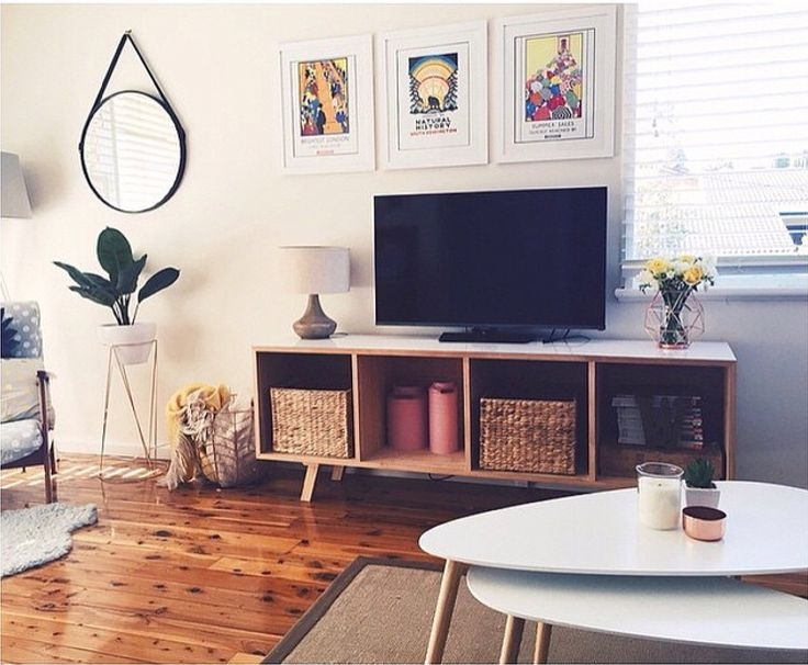 Brilliant New TV Stands For Small Spaces Regarding Best 25 Tv Stand Cabinet Ideas Only On Pinterest Ikea Living (Image 16 of 50)