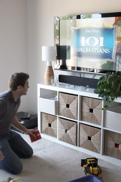 62 Best Tv Unit Images On Pinterest: 50 Inspirations TV Stands With Matching Bookcases