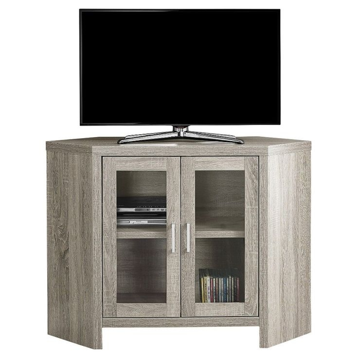 Brilliant New Unique Corner TV Stands Pertaining To 25 Best Corner Tv Ideas On Pinterest Corner Tv Cabinets Corner (Image 6 of 50)