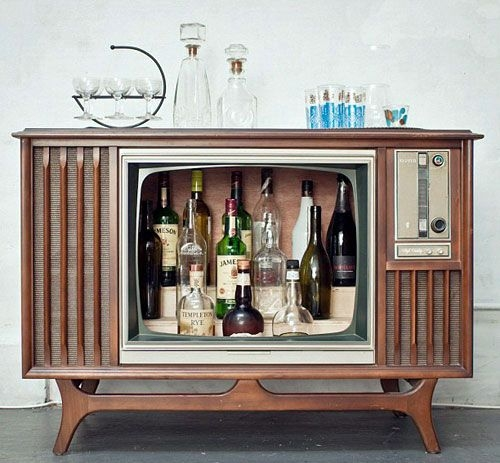 Brilliant New Vintage Style TV Cabinets Within Best 25 Old Tv Consoles Ideas On Pinterest Dresser Tv Stand (Image 12 of 50)