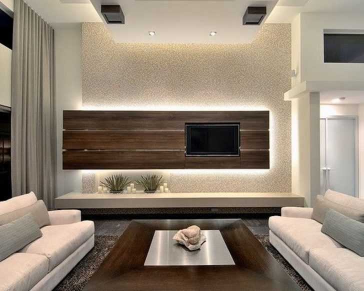 Brilliant New White And Wood TV Stands Inside Living Room Contemporary Tv Stand Designs For Living Room With (Image 12 of 50)