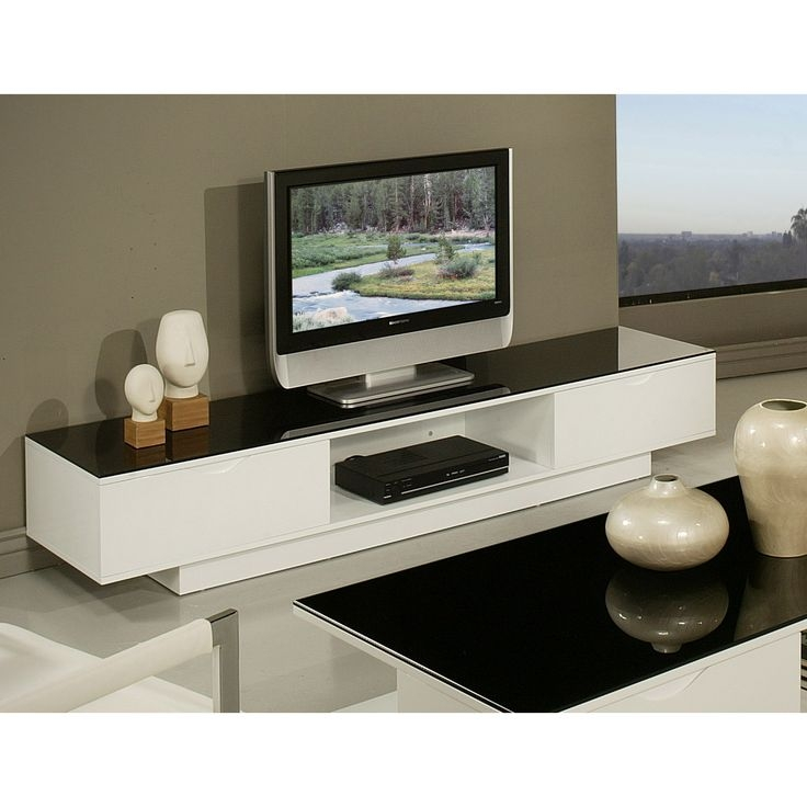 Brilliant Popular Glossy White TV Stands Inside 8 Best Tv Stand Images On Pinterest Entertainment Centers (Image 8 of 50)