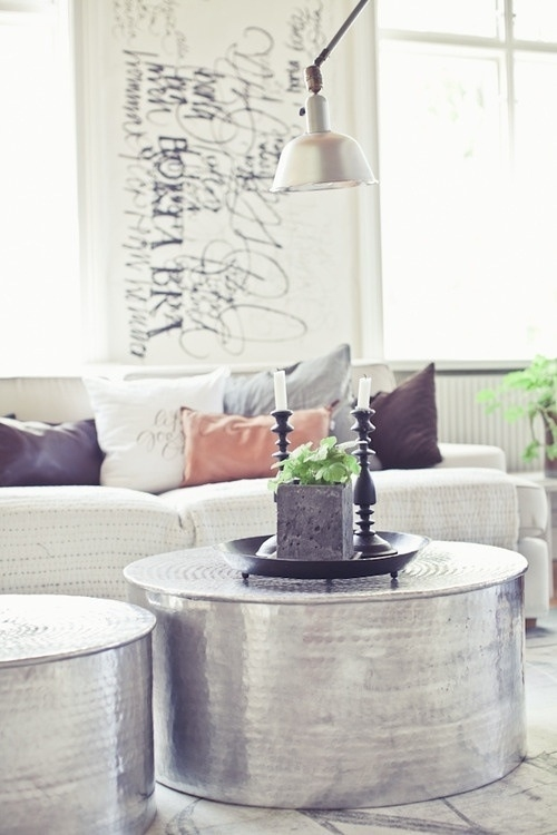 Brilliant Popular Hammered Silver Coffee Tables Within 8 Best Living Room Images On Pinterest Live Coffee Tables And (Image 17 of 50)