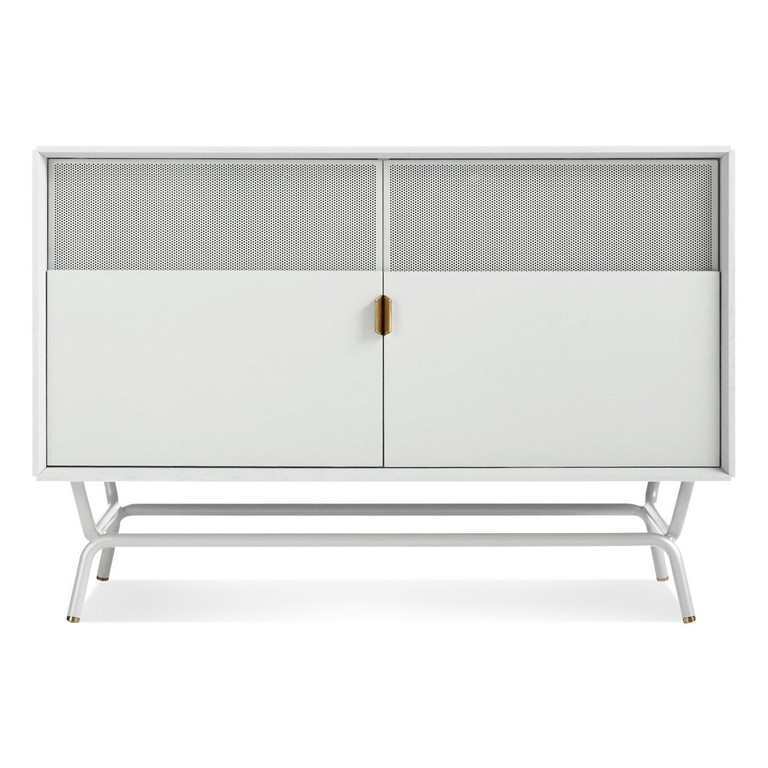 Brilliant Popular Oval White TV Stands With Oval White Tv Stand (Photo 25 of 50)