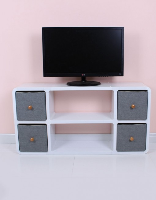 Brilliant Popular Slimline TV Stands With Slim Modern Tv Stand Expand Furniture (Image 9 of 50)