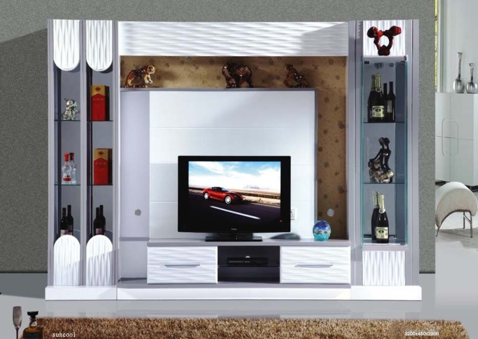 Brilliant Popular Wall Display Units & TV Cabinets With Modular Tv Cabinets And Wall Units Wall Units Design Ideas (Image 13 of 50)
